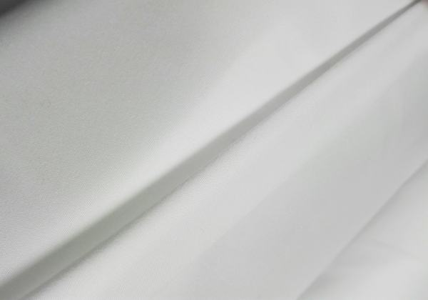 Tejido antibacterias BLANCO acho 1,50