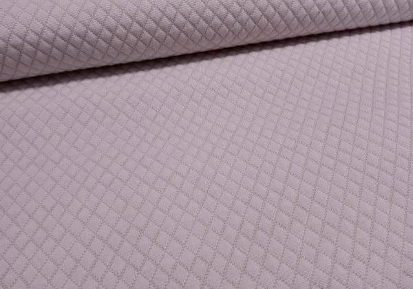 Piqué acolchado color ROSA NUDE -ancho 280-